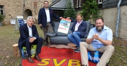 SVB beim Open Air Kino 2020