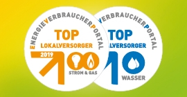 SVB Top Lokalversorger 2019